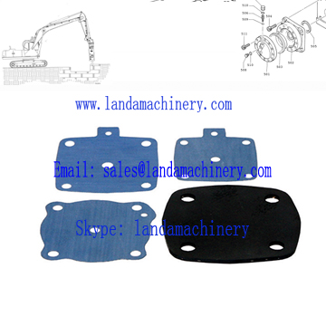 36622-00601 Rock Drill Machine Diaphragm Rubber Membrane