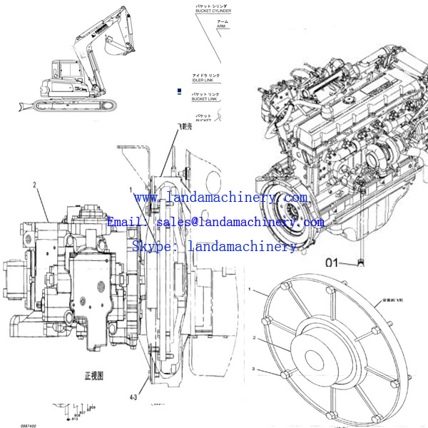 Cat Turbocharger Diagram Of Engine - Wiring Diagrams on